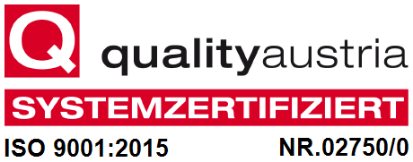 Quality Austria ISO Zertifizierung EPi Components Trade GmbH