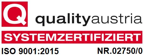 Quality Austria ISO Zertifizierung EPi Components Trade GmbH